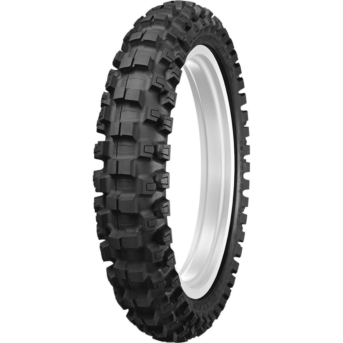 Мотошина Dunlop Geomax MX52 100/100