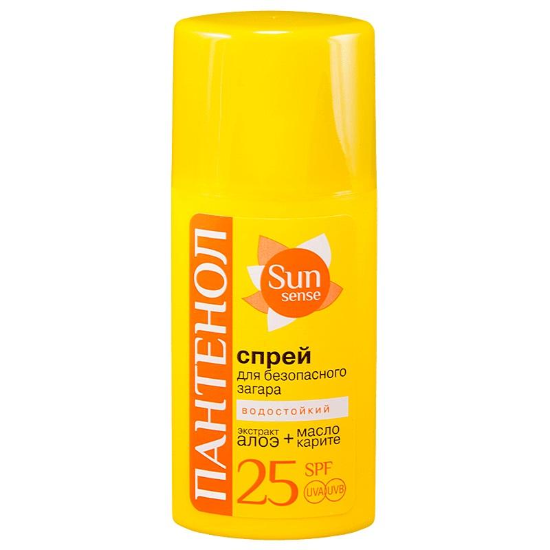Солнцезащитное средство Sun Sense Пантенол Спрей
