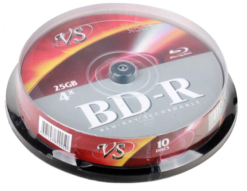 Диск VS BD R 25 Gb