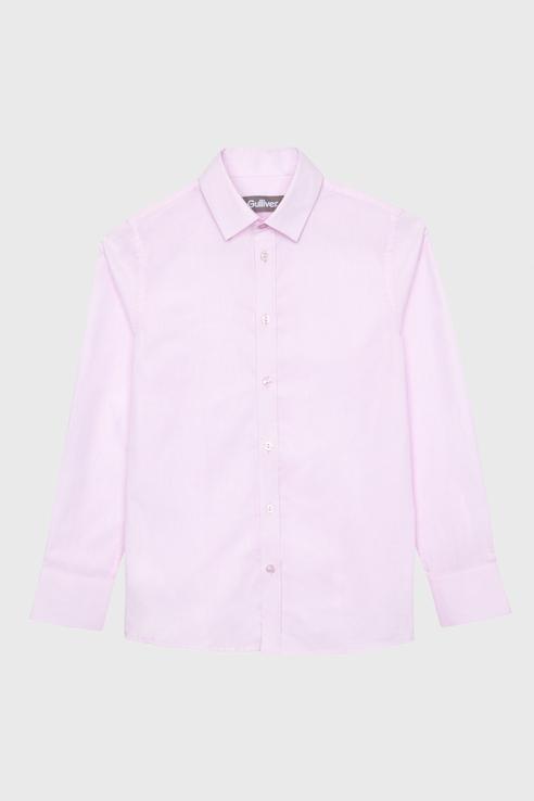 Купить 220GSBC2304_розовый, Сорочка Gulliver 220GSBC2304 цв.розовый р.134,