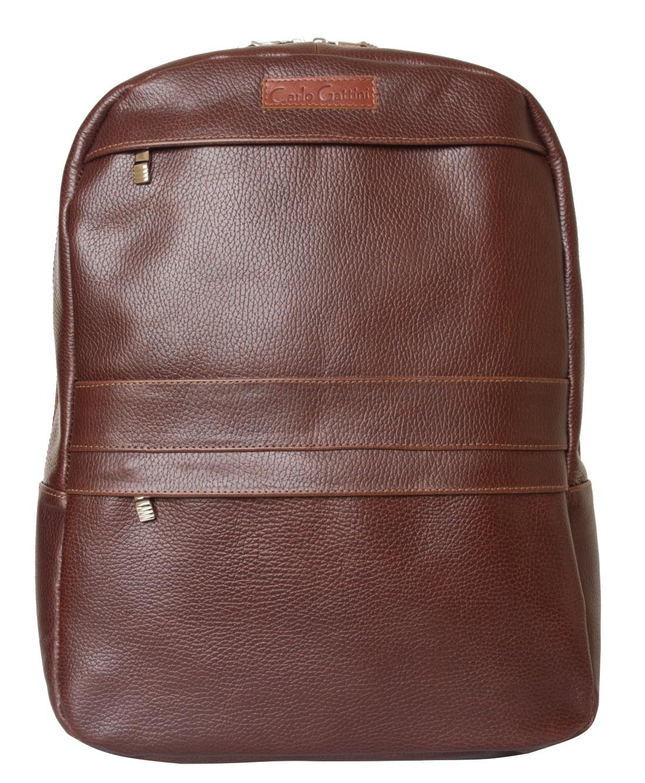 Рюкзак мужской Carlo Gattini Tavolara 3020-94 коричневый