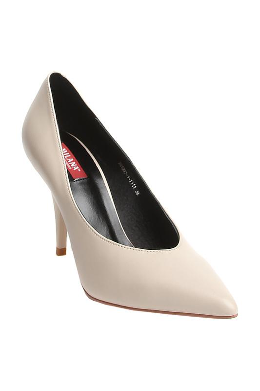 Туфли женские Milana 201007-1-1111 серые 40 RU