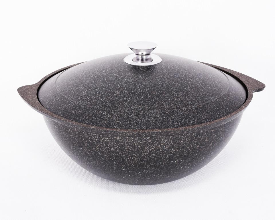 Казан литой 6,0л Granit ultra original
