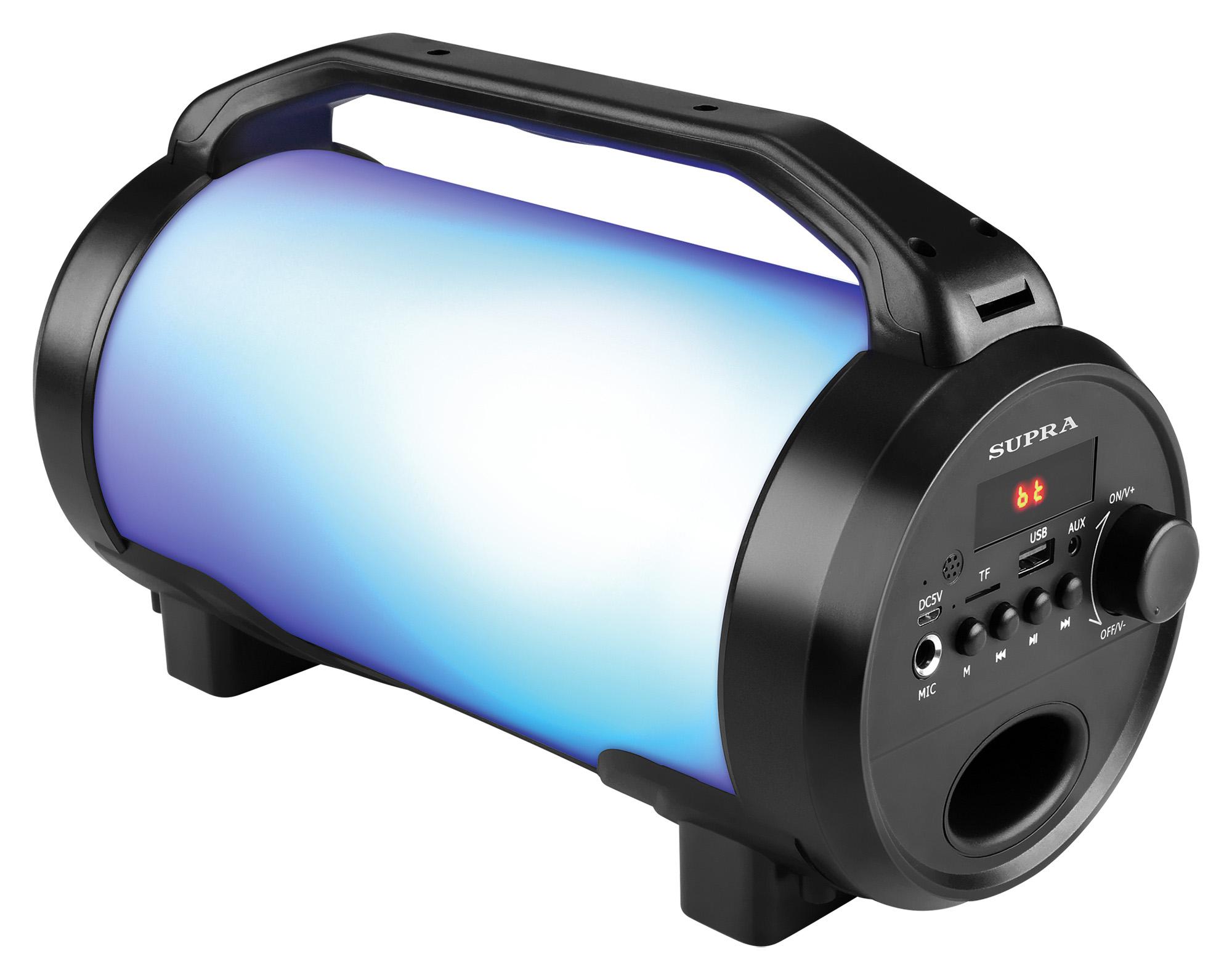 Беспроводная акустика Supra BTS 655