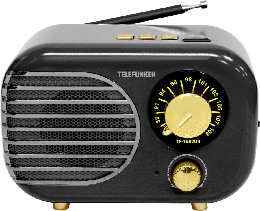 Радиоприемник Telefunken TF-1682UB