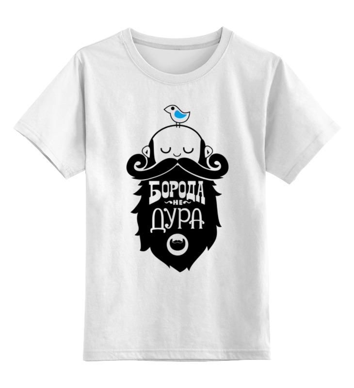 Купить 0000000672285, Детская футболка классическая Printio Idiotstile, р. 164,