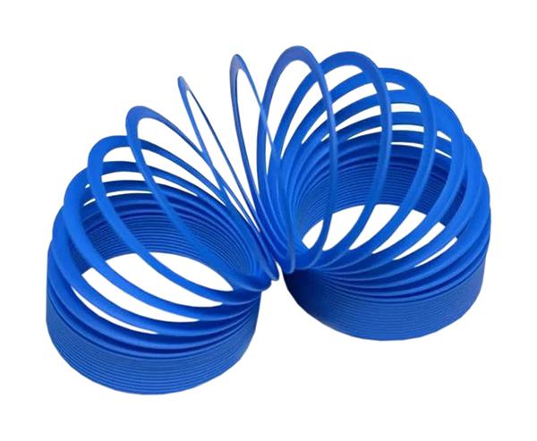 Мягкая игрушка Игрушка Пружинка Слинки пластик (Slinky