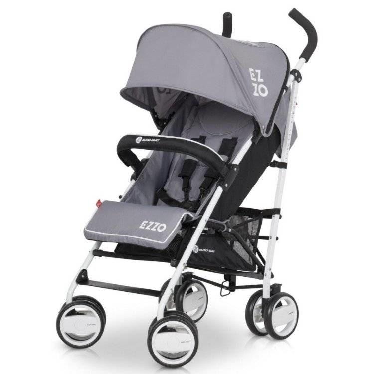 Коляска детская Euro Cart Ezzo graphite