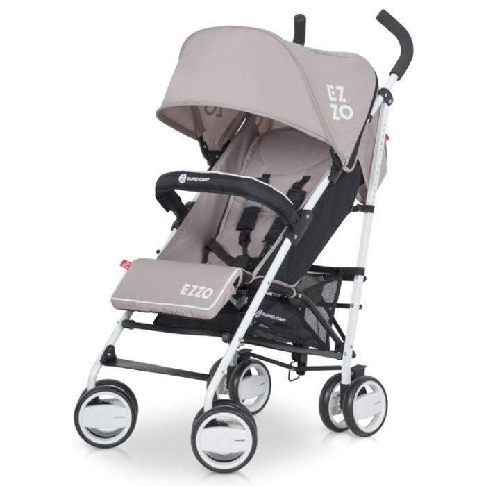 Коляска детская Euro Cart Ezzo mocca