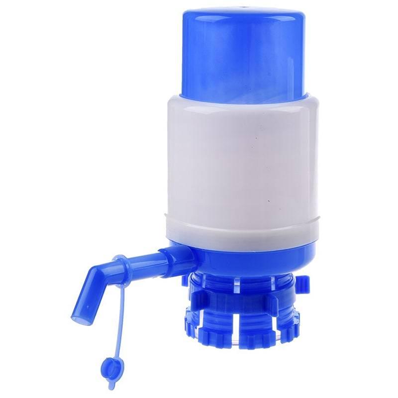 Ручная помпа Water Pump Drinking F0052A Blue