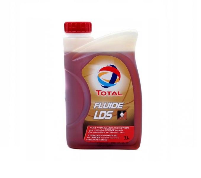 Гидравлическая жидкость TOTAL Fluide DA 1л 213756