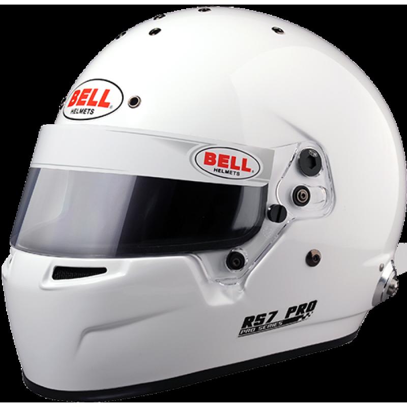 Шлем для автоспорта Bell 1310007 (23100105) закрытый