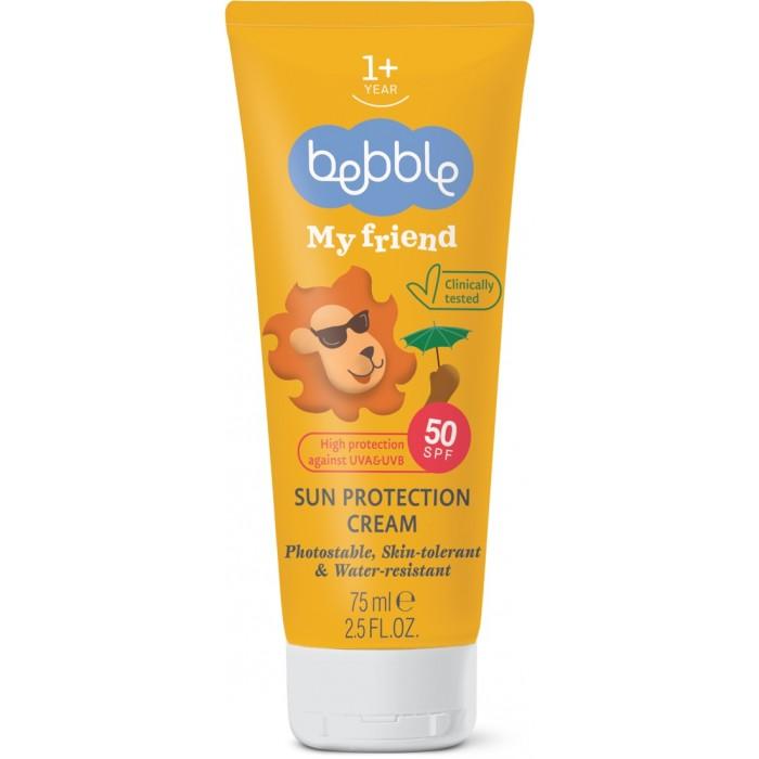 Bebble My Friend Крем солнцезащитный SPF 50, 75 мл.
