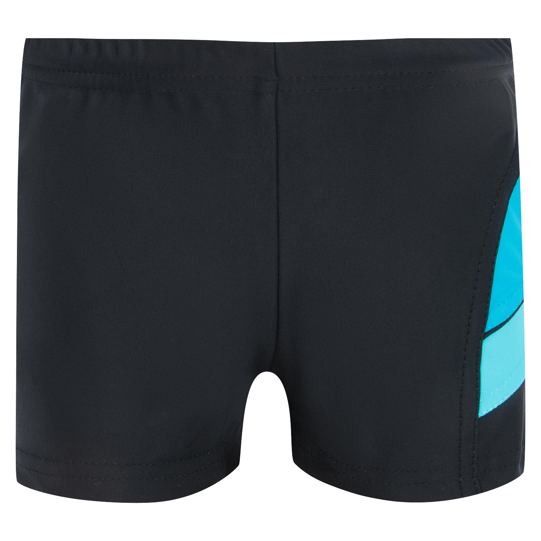 Купить GL000972546, Плавки Cornette черный/голубой р.110-116,