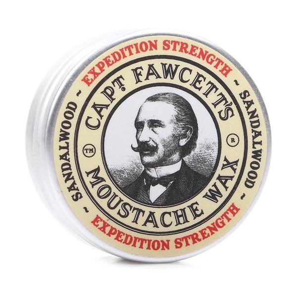 Воск для усов Captain Fawcett Expedition Strength,