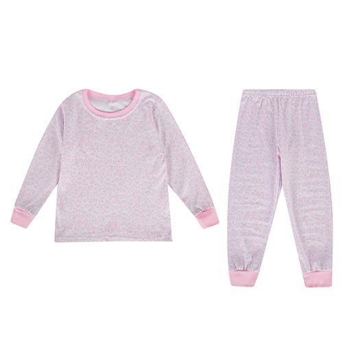 Купить GL000981455, Пижама джемпер/брюки Leader Kids розовый р.110,