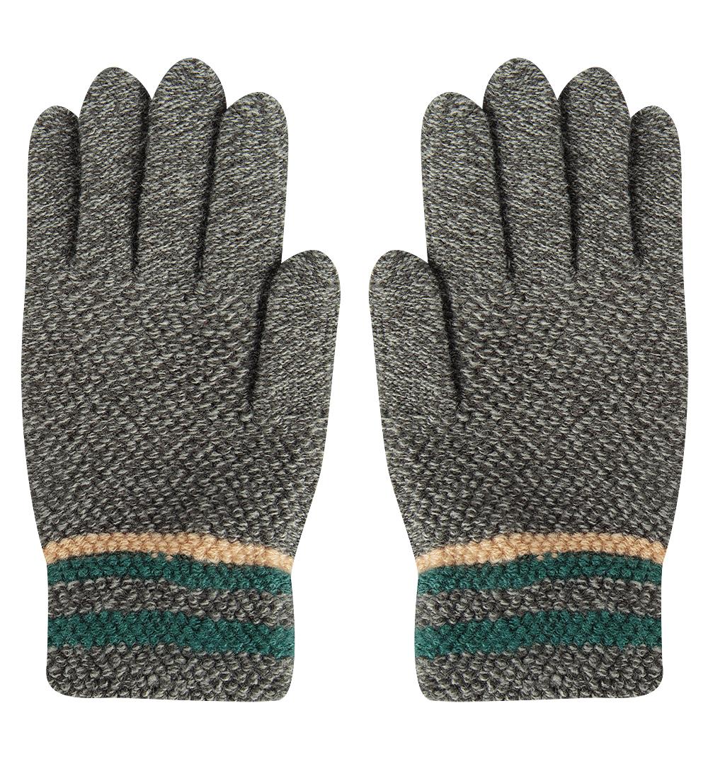 Перчатки Bony Kids серый р. GL000755844