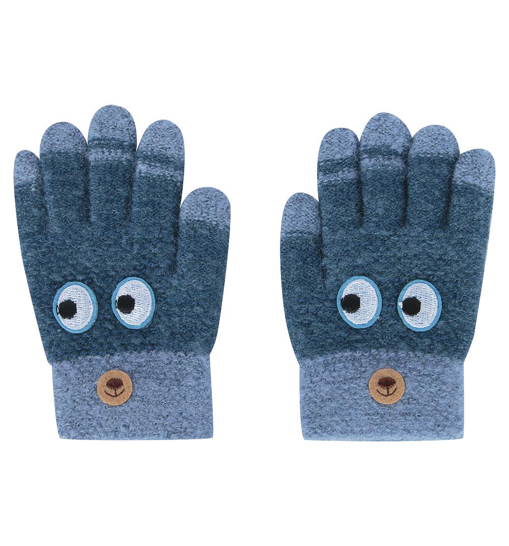 Перчатки Bony Kids синий р. GL000755857