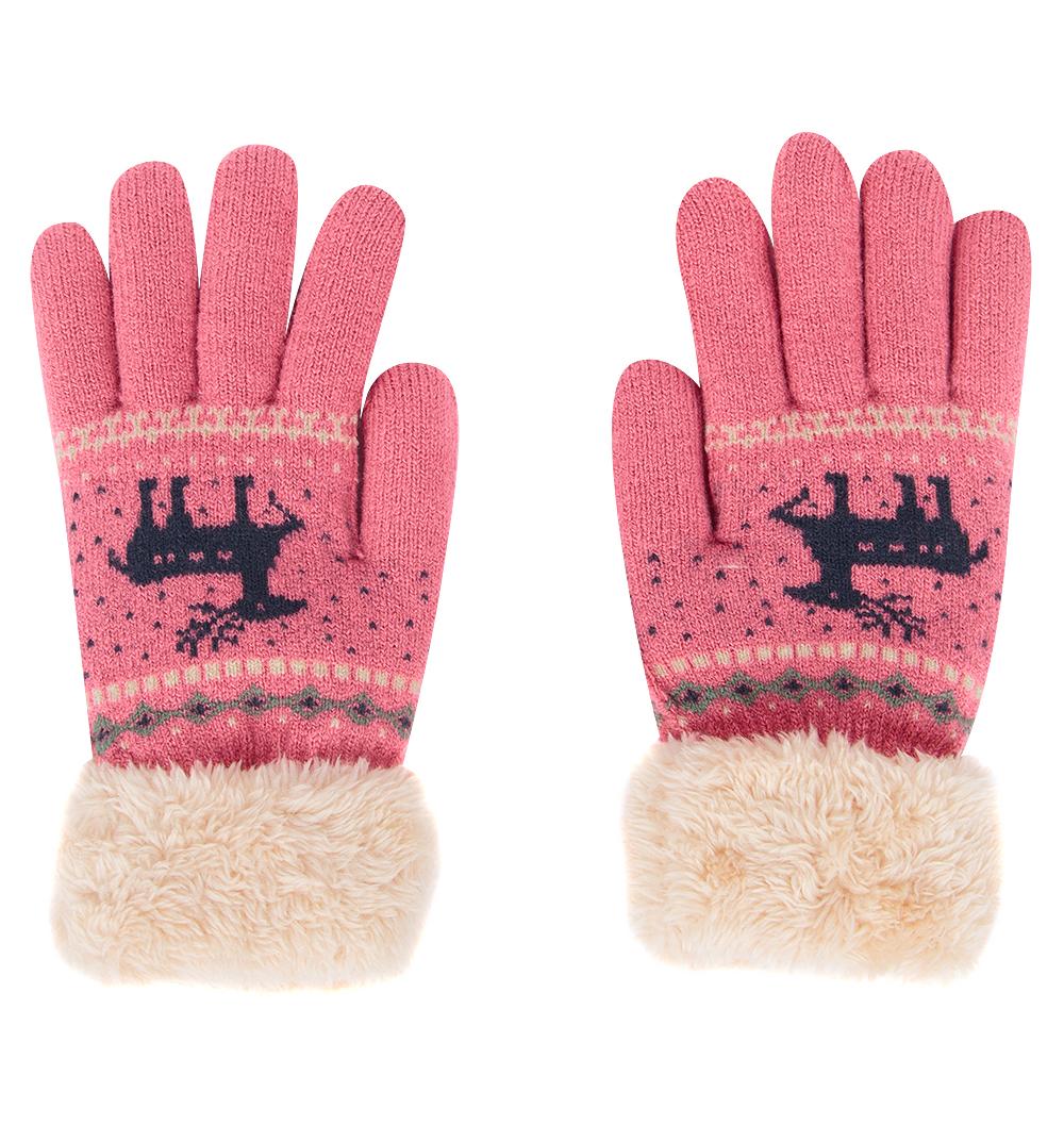 Перчатки Bony Kids розовый р. GL000755851
