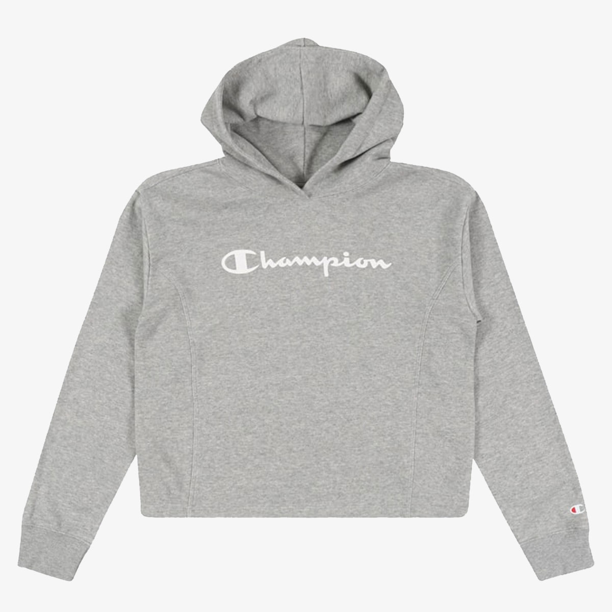 Купить Толстовка Champion Legacy American Classics Hooded Sweatshirt 403792-EM006 серый р.S,
