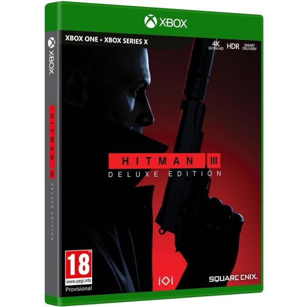 Игра Hitman 3. Deluxe Edition для Xbox