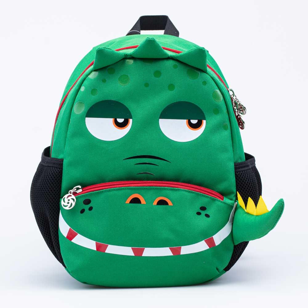 Рюкзак детский Котофей, цв. зеленый 02703213-40