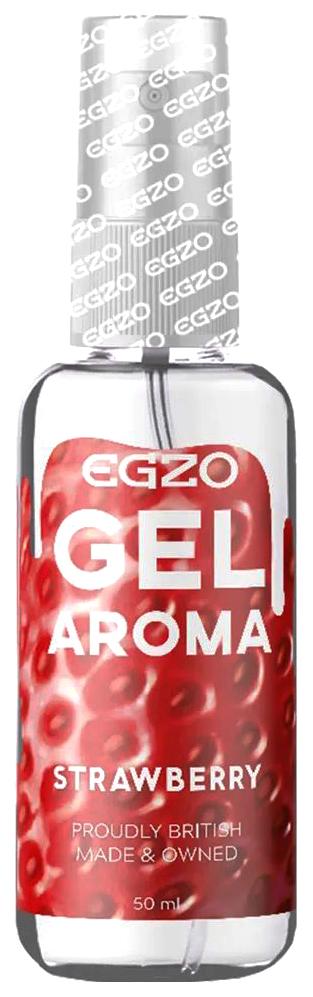 Купить Интимный лубрикант EGZO AROMA с ароматом клубники 50 мл. EGZO