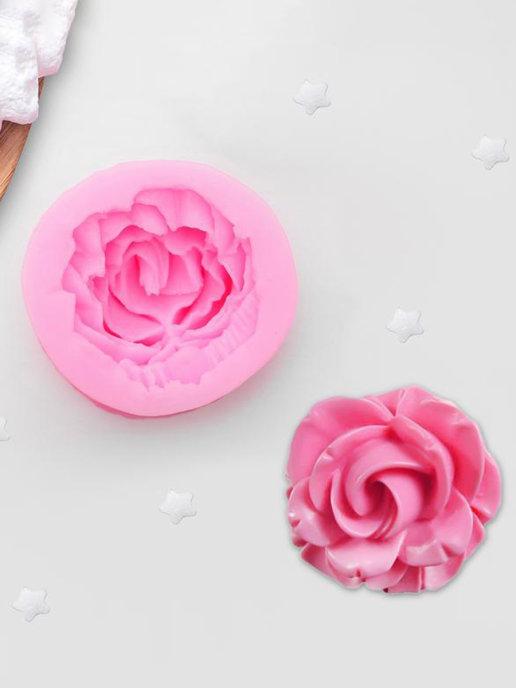 Молд для шоколада/мастики силиконовый Роза бутон