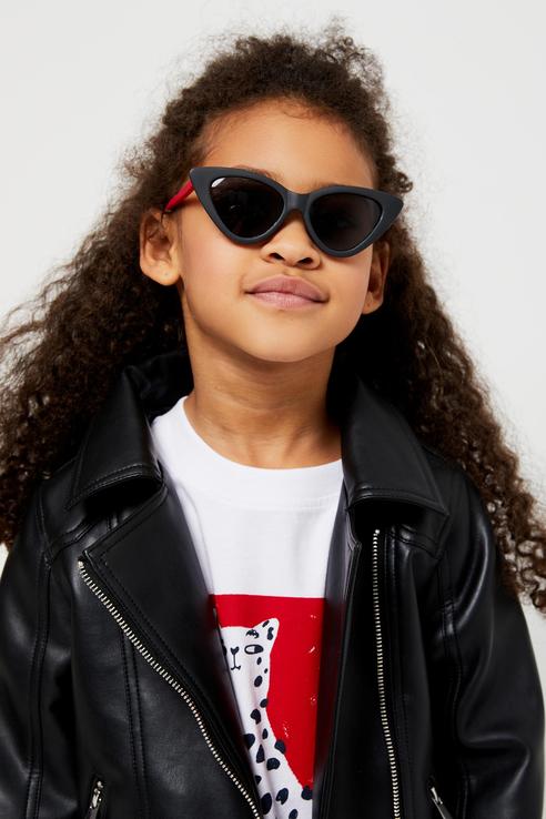 Солнцезащитные очки Sela 1804032716 цв. черный