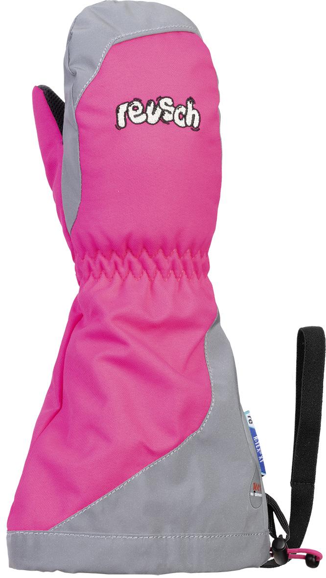 Варежки Reusch 2020-21 Walter R-Tex® Xt Mitten Pink Glo/Reflective Inch Дюйм:I
