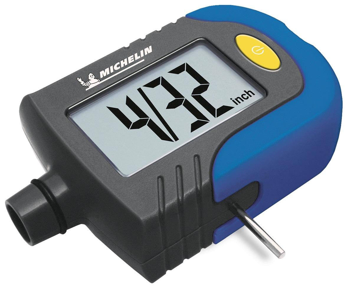 Цифровой манометр MICHELIN с функцикй измерения остаточной
