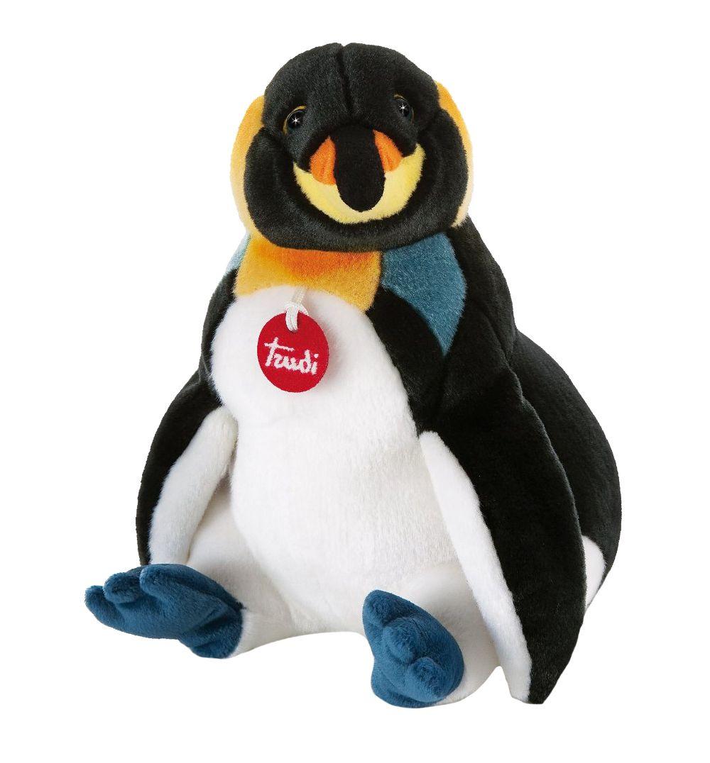 Мягкая игрушка Trudi Пингвин Маноло, 33 см