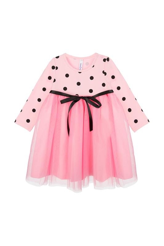 Платье PLAYTODAY розовый р.74