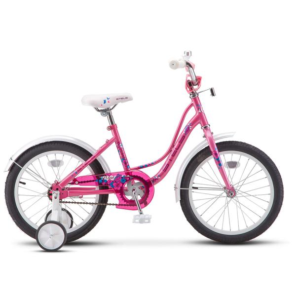 "Велосипед Stels 18"" Wind Z020 LU091069 Розовый"