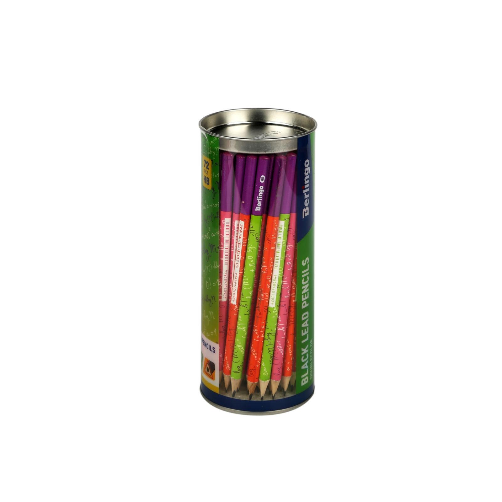 Карандаши простые Berlingo Color HB 2,2 мм 72 шт
