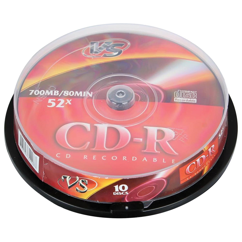 Диск VS CD R 700 Mb