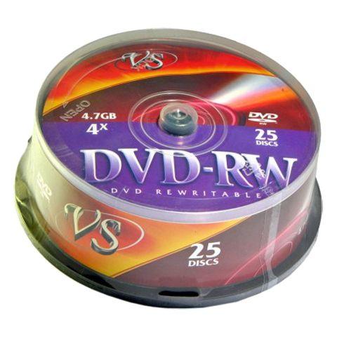 Диск VS DVD RW 4.7 Gb
