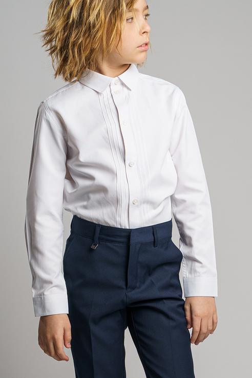 Рубашка PlayToday для мальчиков цв. белый