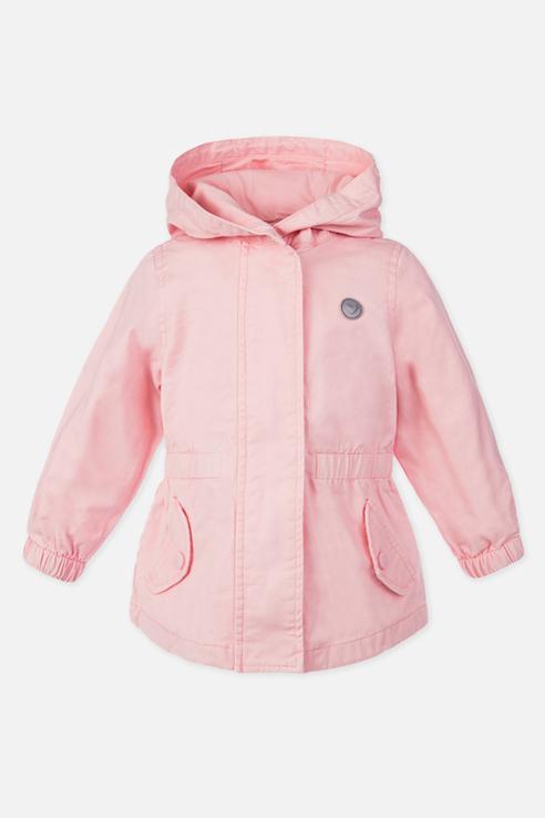 Плащ PlayToday для девочек цв. розовый