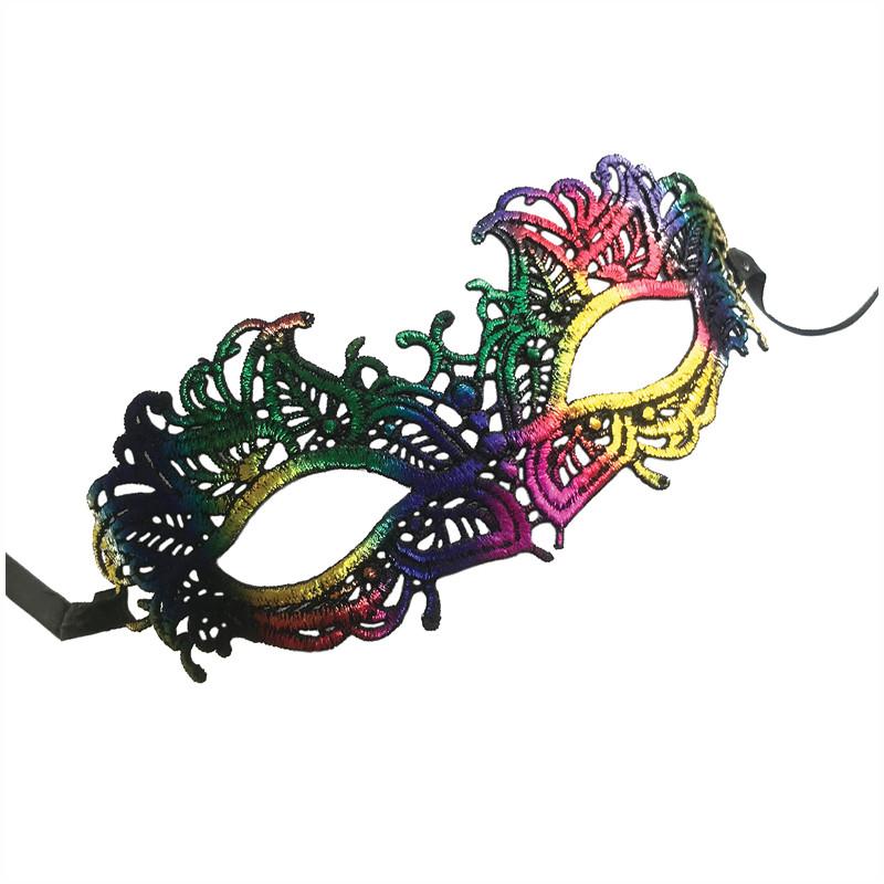 Маска карнавальная Феникс-Презент Павлин 78210,  - купить со скидкой