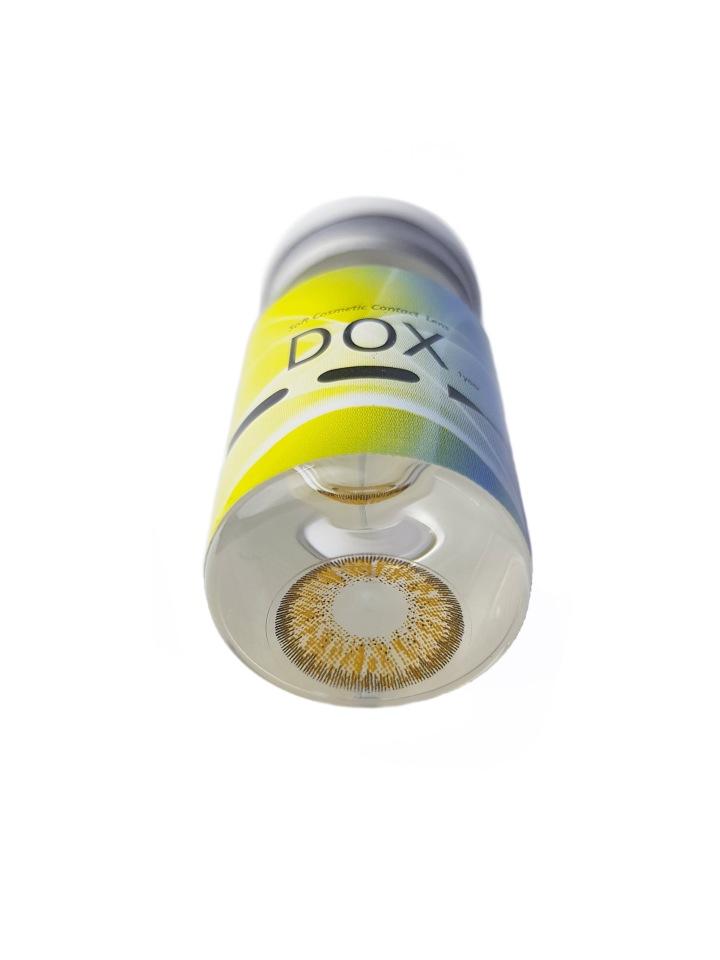 Купить Контактные линзы DOX BT2_BROWN_-5.5 18560398