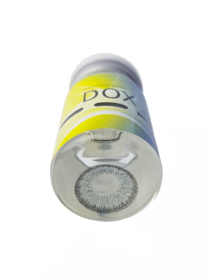 Купить Контактные линзы DOX BT2_GRAY_-3.5 18560412