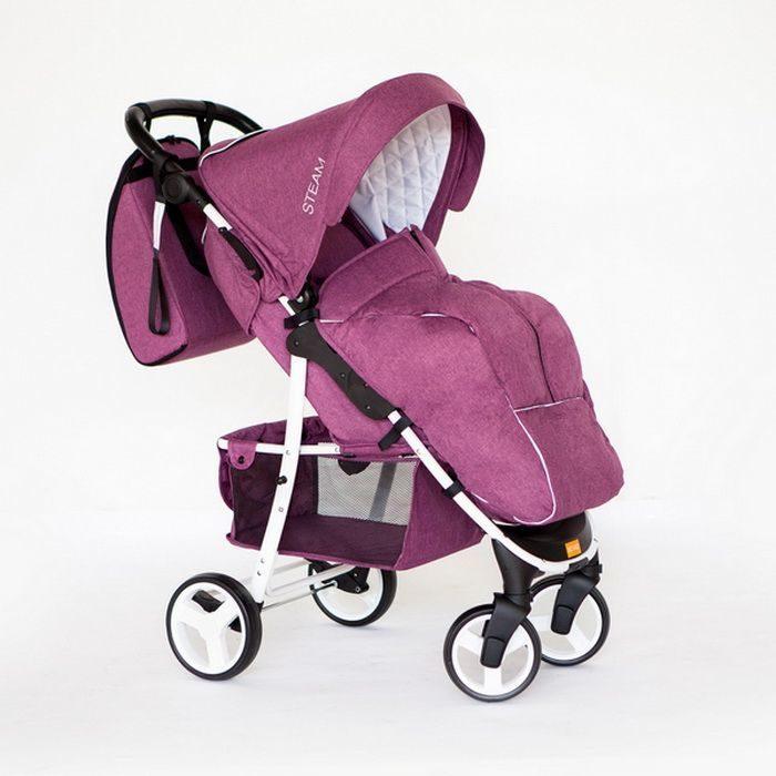 Коляска детская XO KID Steam purple