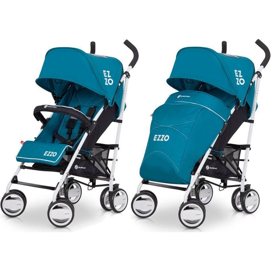Коляска детская Euro Cart Ezzo adriatic