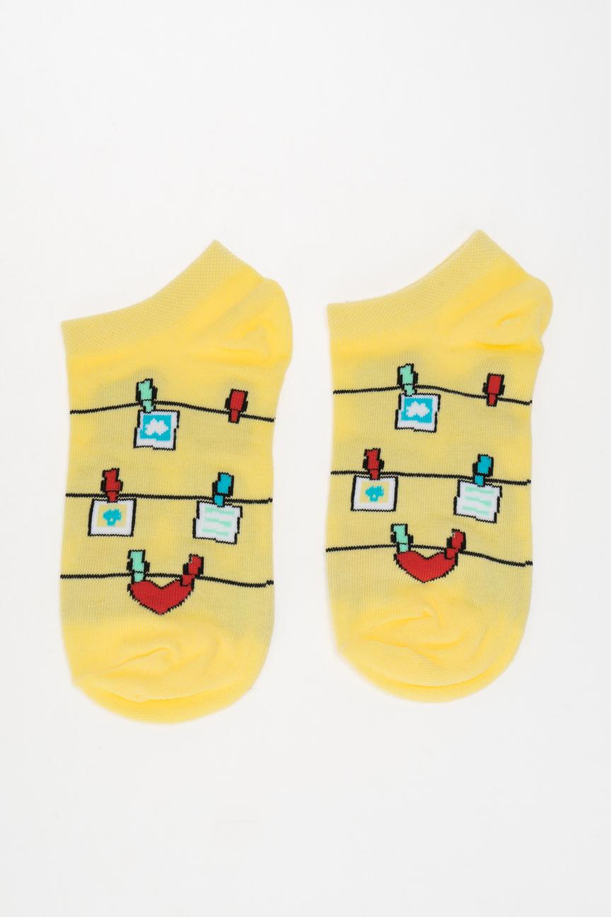 Носки женские Kawaii Factory KW009-000767 разноцветные 35-39