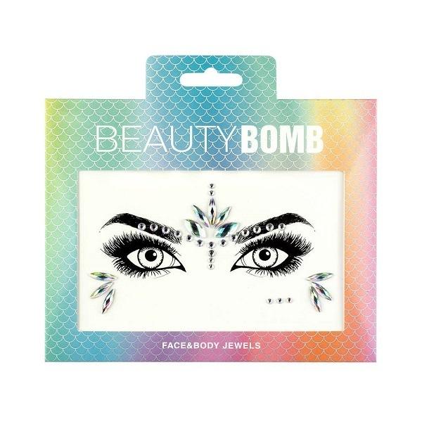 Стразы Beauty Bomb для лица и тела,
