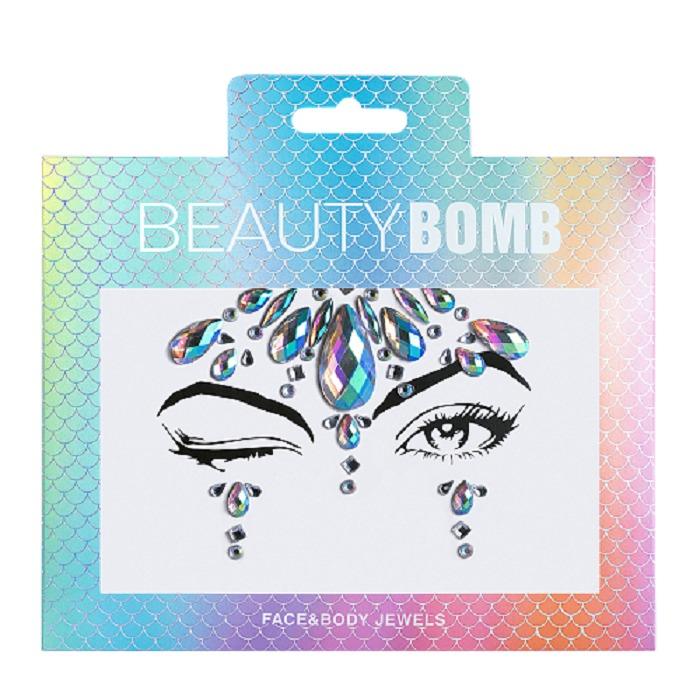 Стразы Beauty Bomb для лица