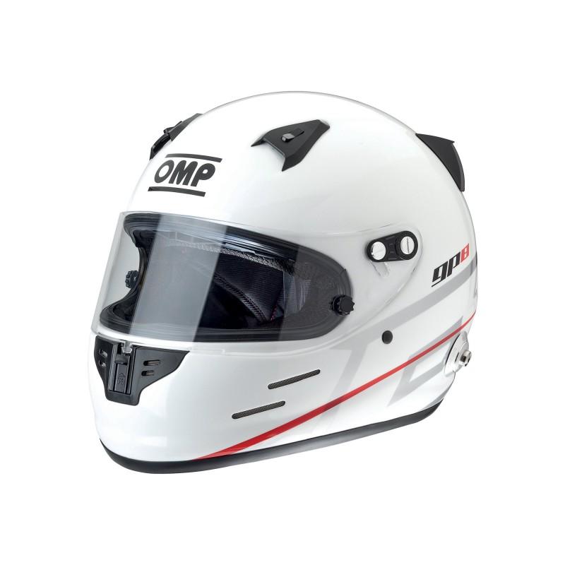 Шлем для автоспорта OMP Racing SC785E020S