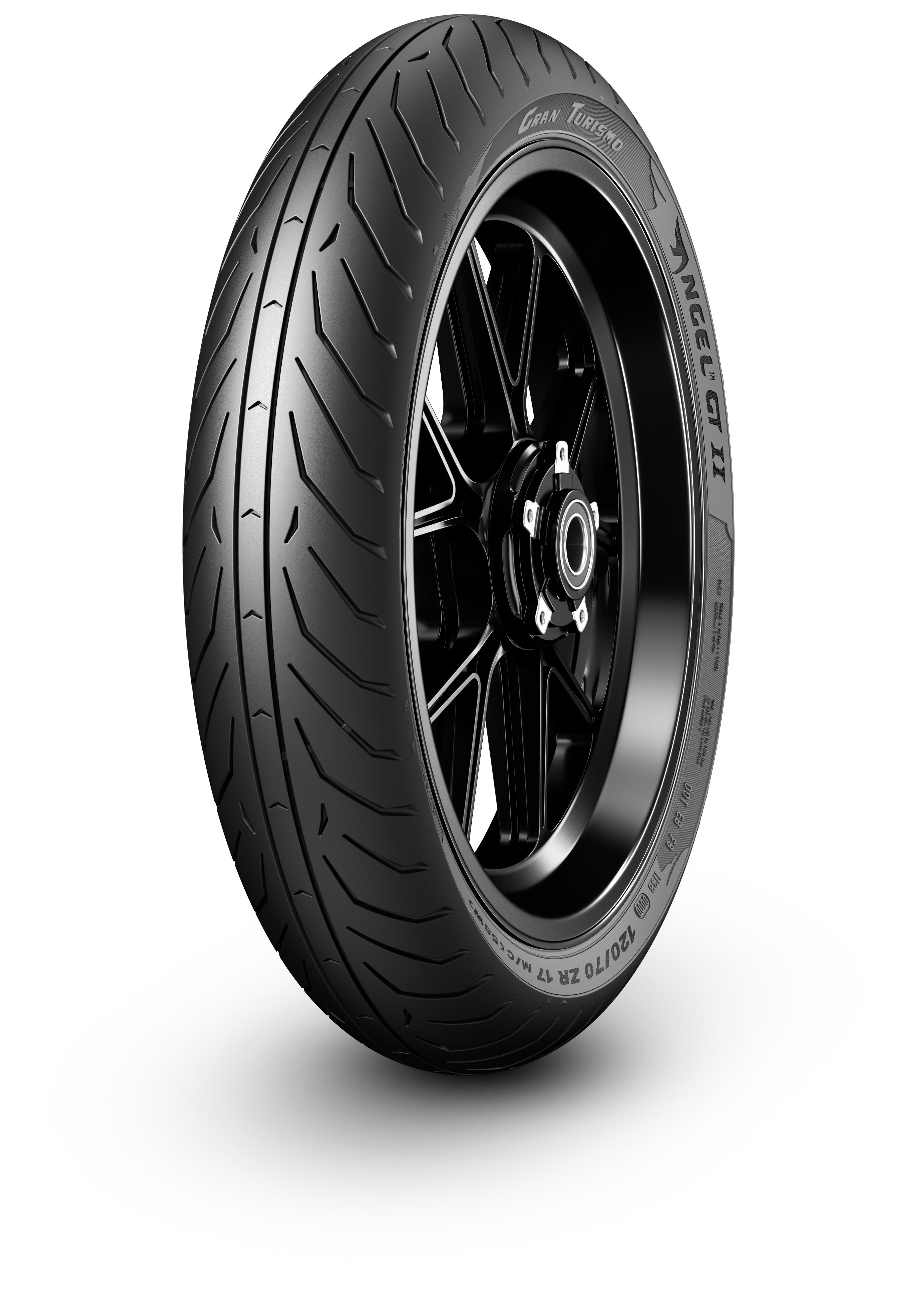 Мотошина Pirelli Angel GT 2 120/70 ZR17