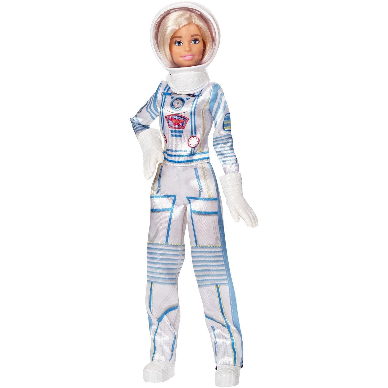 Купить Кукла Barbie Кем быть? Космонавт к 60-летию GFX23/GFX24, Куклы Barbie